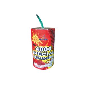 4000 Special Firecrackers