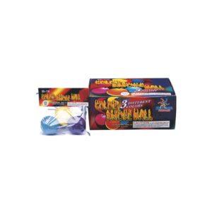 Jumbo Color Smoke Ball