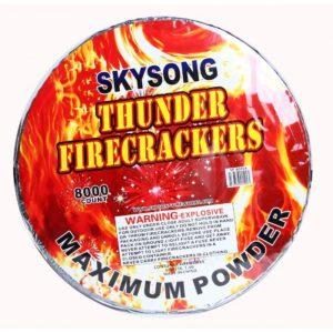 Skysong Thunder Firecracker 8000