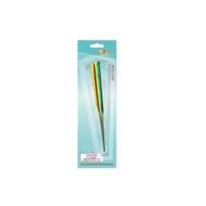 "7"" Neon Sparklers 8PCS"