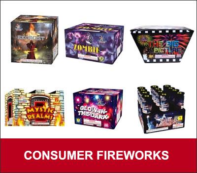Consumer Wholesale Fireworks